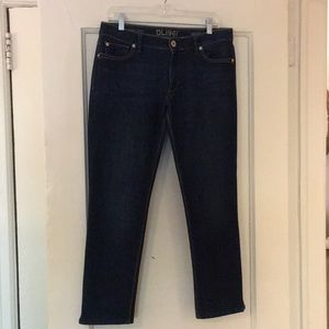 DL1961 size 31 Angel Mid-rise Skinny Ankle jeans